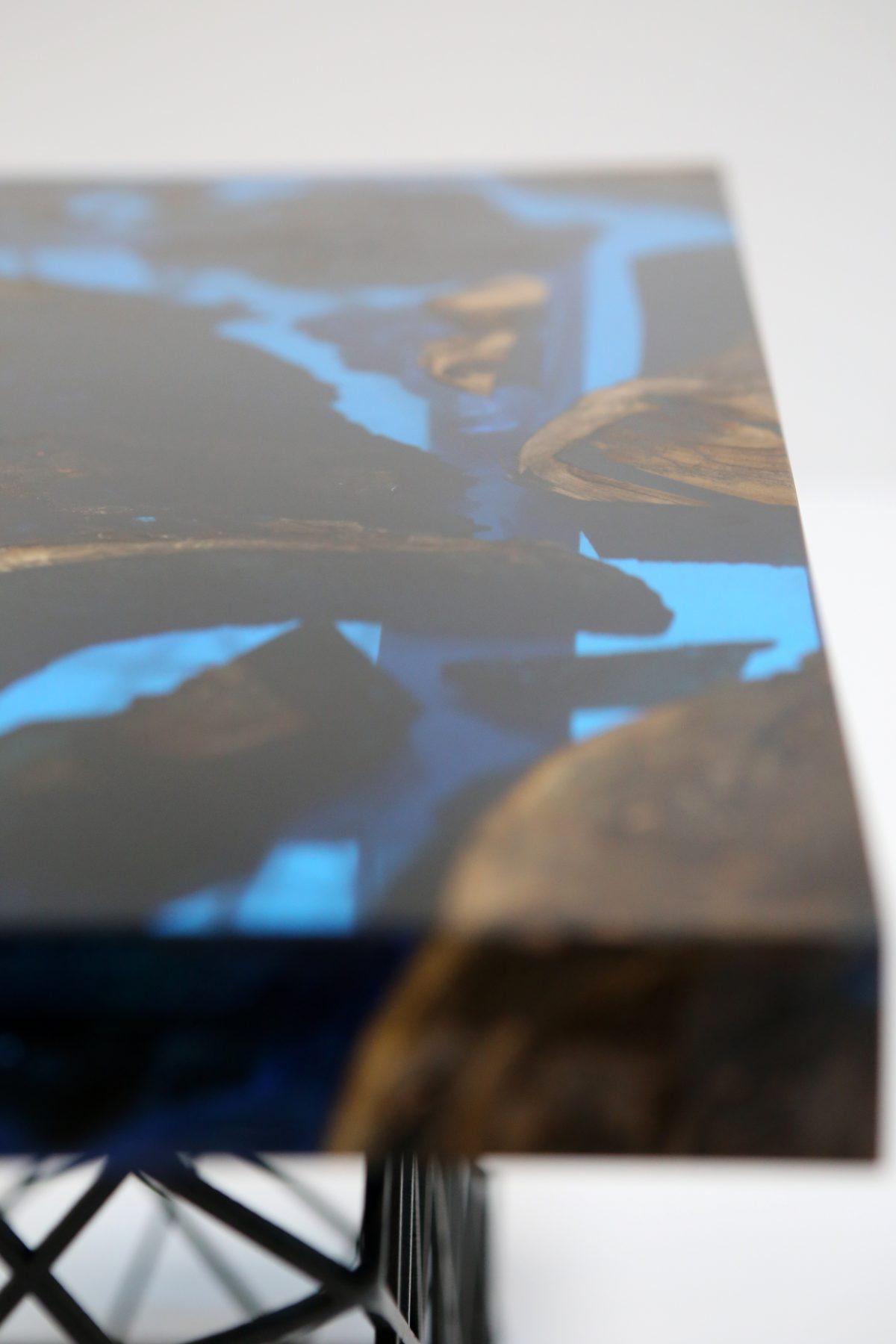 Холна маса - Ocean blue